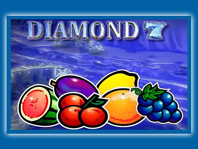Игровой слот Diamond 7