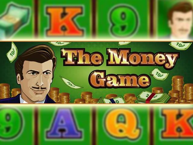 Игровой слот The Money Game